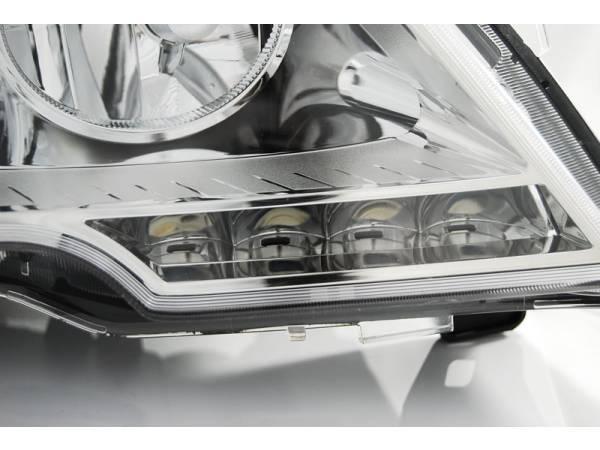 Передние фары Mercedes Vito 639
