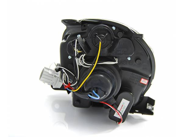 Светодиодная оптика Fiat 500