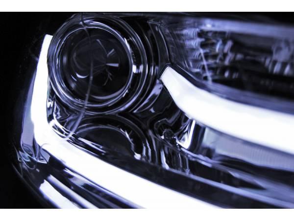 Тюнинговая оптика Jetta 6