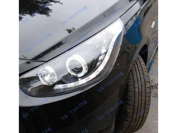Фары Hyundai Solaris