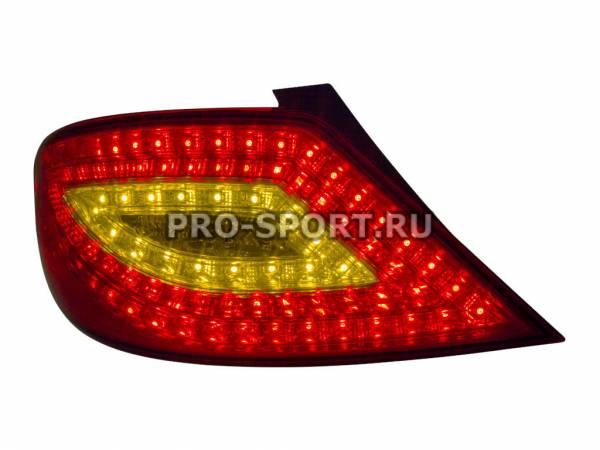 Задние фонари Hyundai Accent (RS-09223)