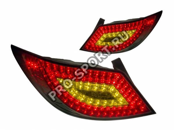 Задние фонари Hyundai Accent (RS-09224)