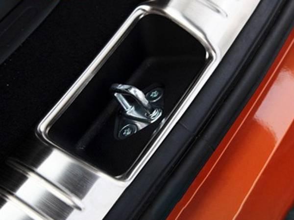 Защита в багажник Hyundai IX25