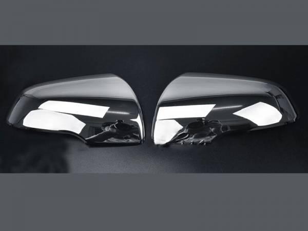 Хром накладки на зеркала Hyundai IX25