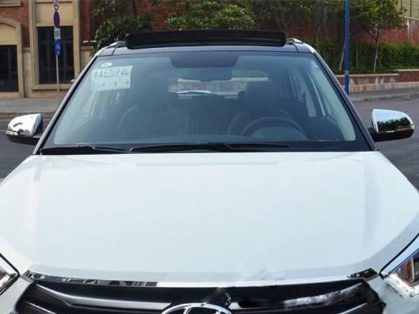 Хром зеркал Hyundai IX25