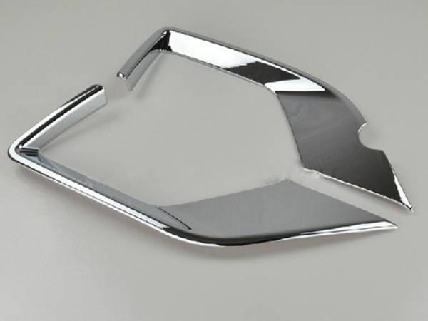 Хром на задние галогенки Hyundai IX25