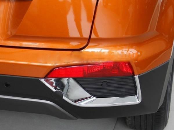 Хром на задние туманки Hyundai IX25