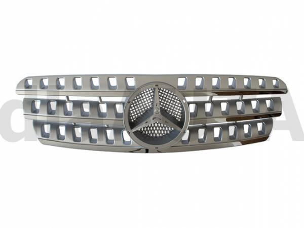 Решетка гриль Mercedes W163 (Silver)
