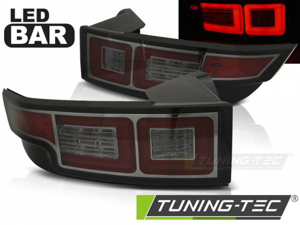 Диодные фонари на Range Rover Evoque (LDLR02)