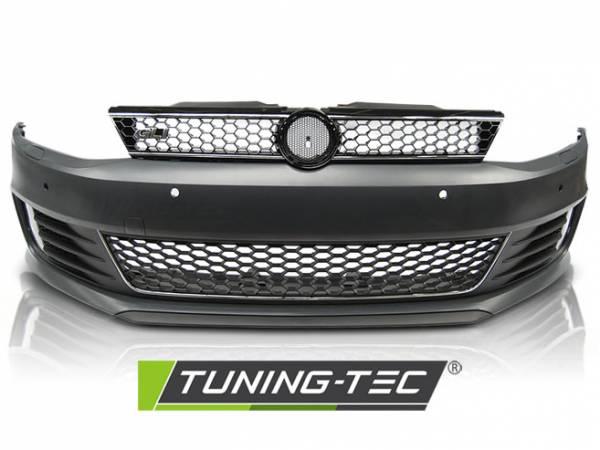Тюнинговый бампер VW Jetta 6 GLI Style