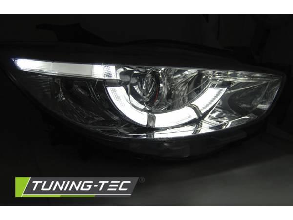 Фары Mazda CX-5 2011-2015 Xenon (LPMA12)