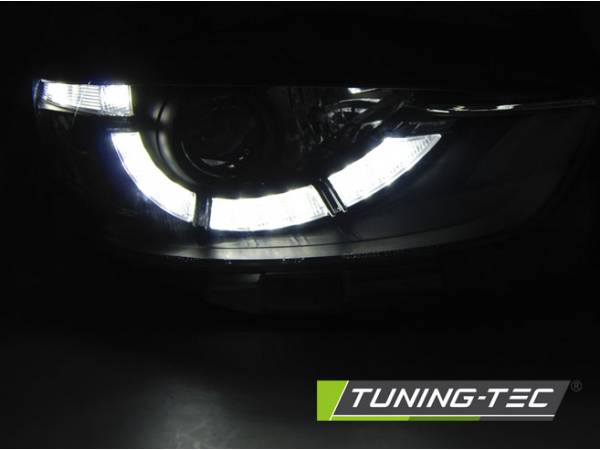 Фары Mazda CX-5 2011-2015 Xenon (LPMA13)
