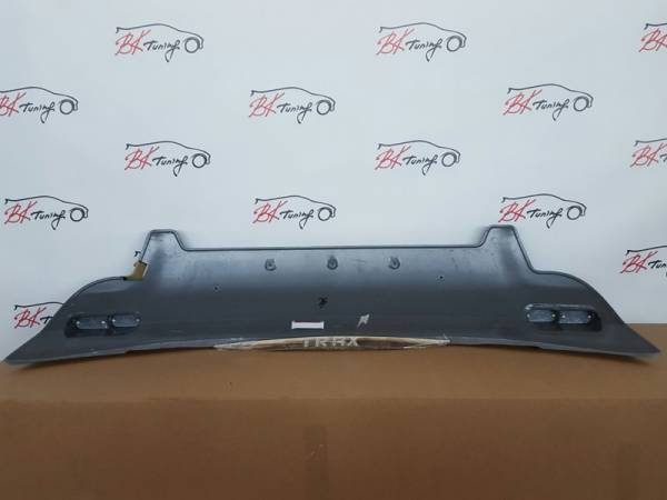 Накладки на бампера Chevrolet Tracker 2014 (CT-B34/35)