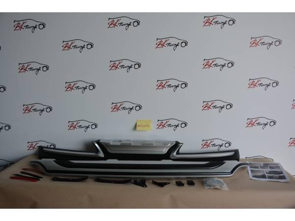 Накладки на бампера Lexus NX