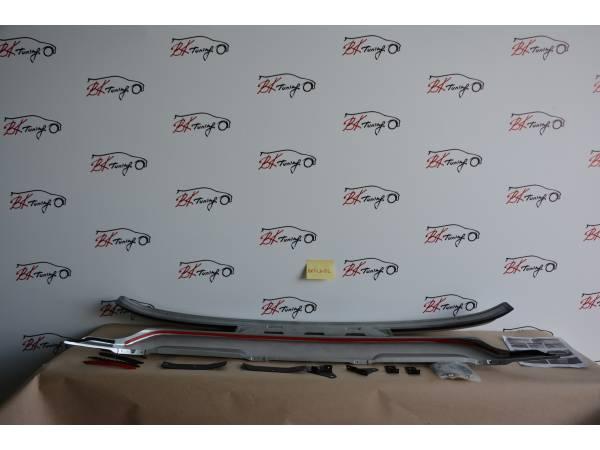 Накладки на бампера Lexus NX (NX-B51)