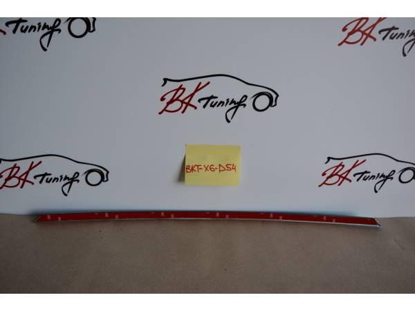 Накладка на заднюю дверь под номер на БМВ Х6 Ф16