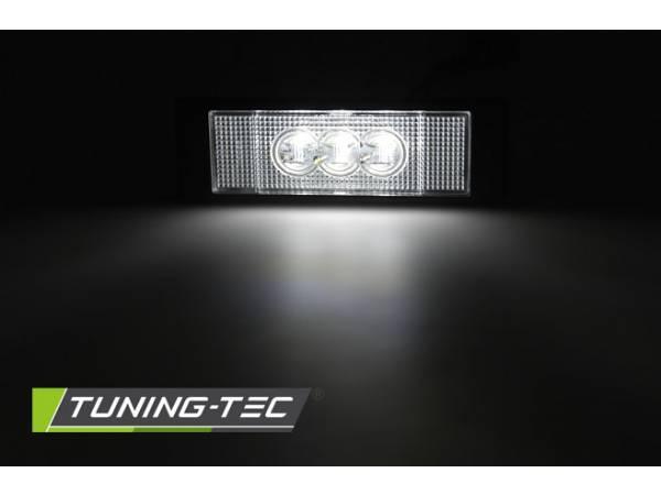 Диодная подсветка номера BMW E63 / E64 / E81 / E87 / Z4 / MINI