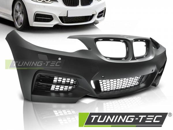 Передний бампер BMW F22/F23