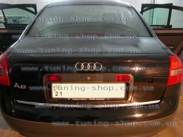 Спойлер - тюнинг обвес Audi A6