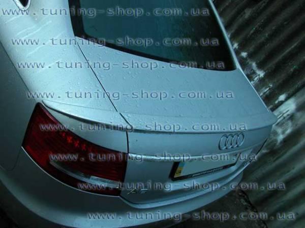 Спойлер Audi тюнинг обвес A6